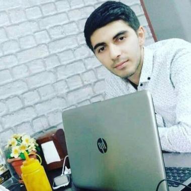 web developer - Məmməd Rəhimzadə