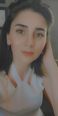 UI/UX Designer - Olqa Aydayeva