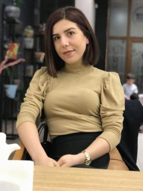 Mühasib köməkçisi - Aynur Mustafazadeh