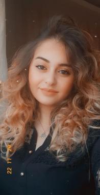 Qrafik Dizayner - Məryam Eldarlı