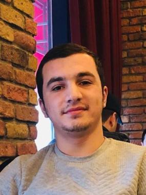 Front-end Developer - Murad Hacıyev
